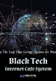 Black Tech Internet Cafe System