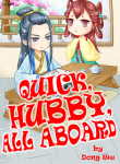 Quick, Hubby, All Aboard