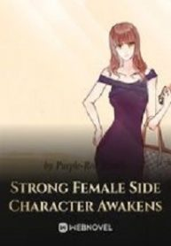 Strong Female Side Charac