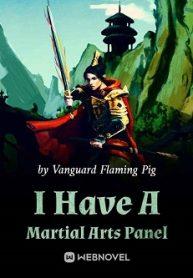 I Have A Martial Arts Panel